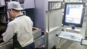 機械加工業務