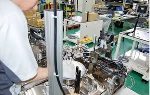 生産設備開発業務