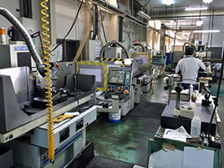 加工センター機械加工業務