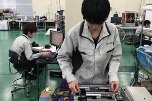 生産技術センター装置設計開発業務